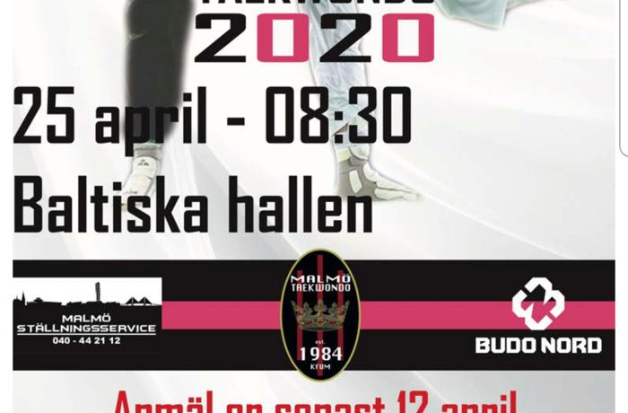 Malmö Open 25 april